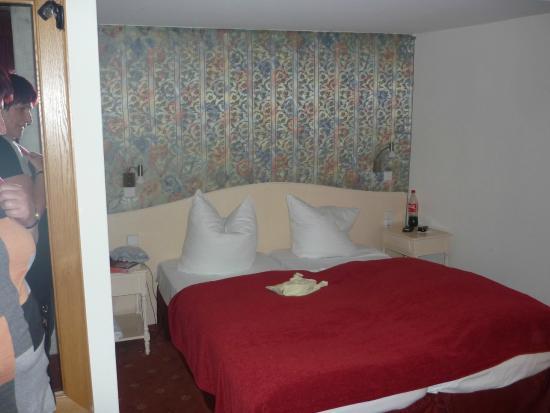 Hotel Am Schloss: Schlafbereich