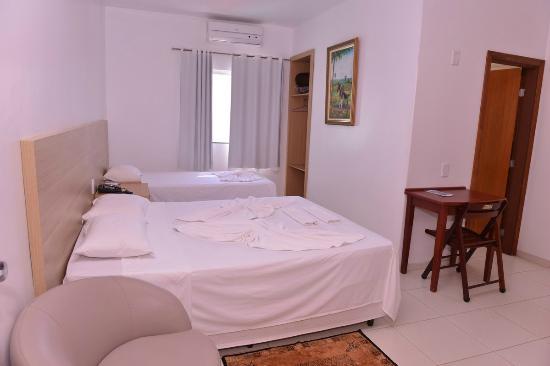 Delcas Hotel: Triplo