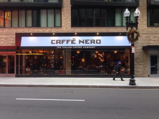 Where Is Cafe Nero In Boston Ma