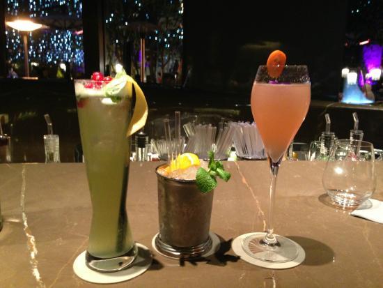 Bar picture of bar 8 at mandarin oriental paris paris for Cocktail oriental