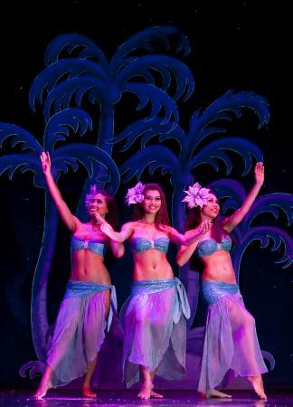 Magic of Polynesia: Traditional Hawaiian dances
