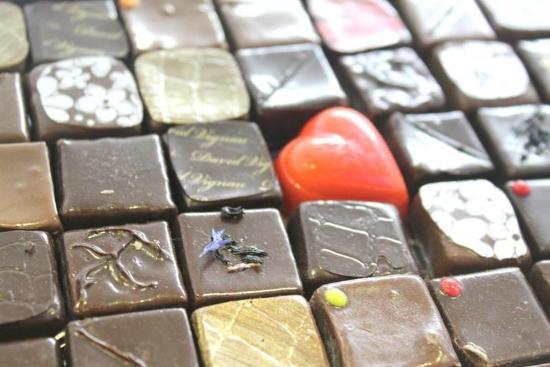 David Vignau Maître Chocolatier