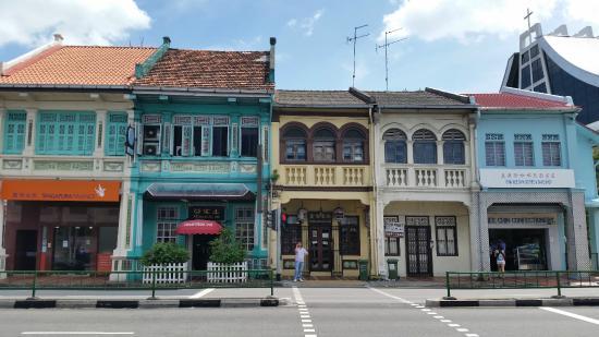 Katong Antique House: Nicely Restored Historic Neighborhood