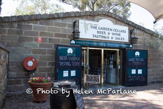 Hunter Valley Gardens Cafe