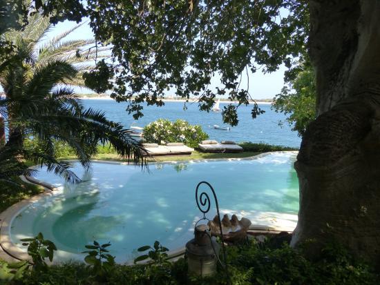 Peponi Hotel: The beautiful pool