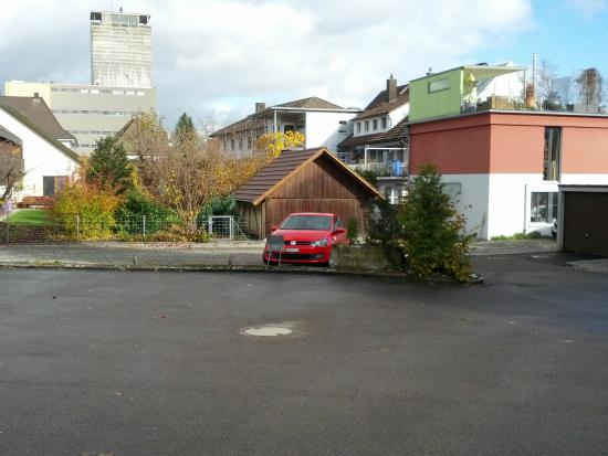 Hinter Dem Haus parkplatz hinter dem haus picture of restaurant friedli s