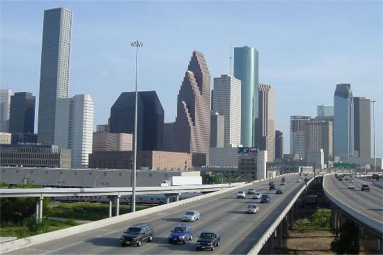 Downtown Houston Texas Picture of Houston Texas Gulf Coast