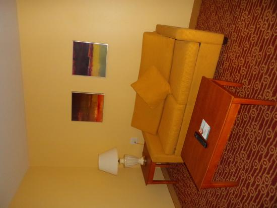 TownePlace Suites Houston Clear Lake : Couch