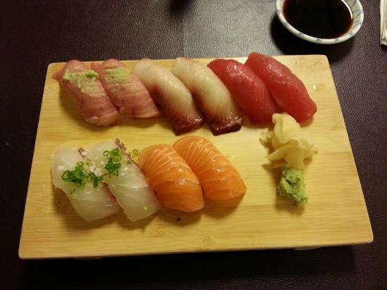 Sugano Japanese Restaurant: Sushi