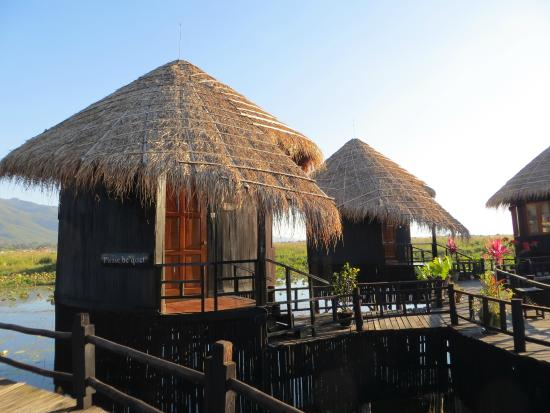 Myanmar Treasure Inle Lake : Massage Rooms