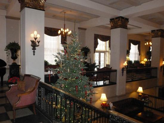 Abraham Lincoln Hotel : Lobby