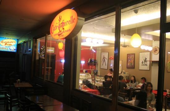 Cafe Le Sorelle