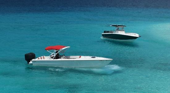 Powerboat adventures