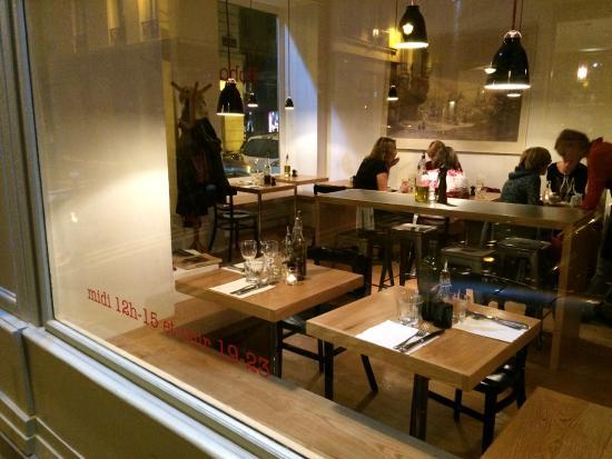 cote rue du Roi de Sicile - Picture of Caffe Boboli, Paris - TripAdvisor