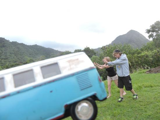 Hummer Tours Hawaii: Hurley's Hill