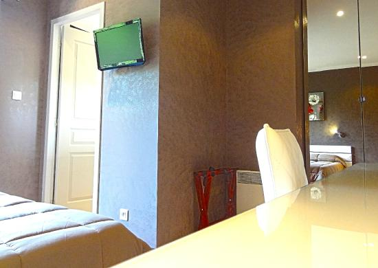 Hôtel Des Deux Sorru: Chambre double