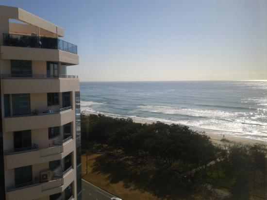 Seacrest Apartments: panoramic ocean view