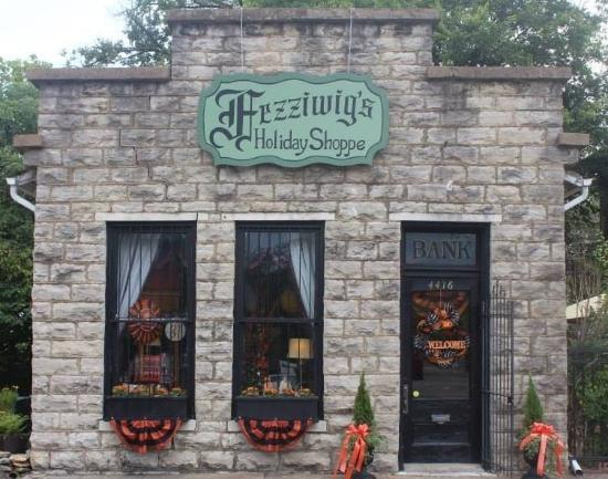 Fezziwig's Holiday Shoppe