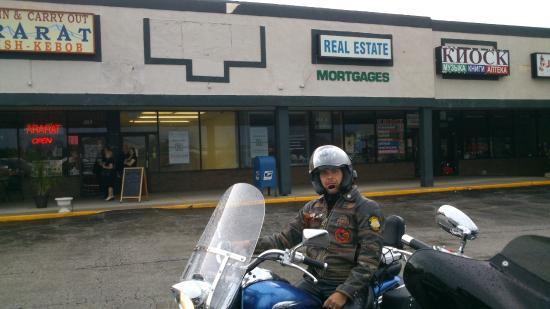 Super 8 Mundelein/Libertyville Area: ТЦ рядом с мотелем