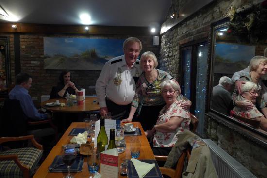 "The Ancient Mariner Inn: The young ""Ancients "" at the Mariner"