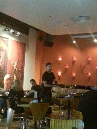 Blue Mesa Grill: Trendy decor of new location adds to the appeal