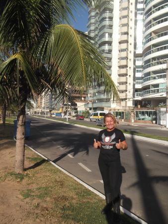 Itaparica Beach: Praia de Itaparica-Vilha Velha-ES