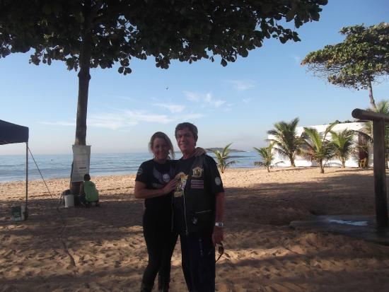 Itaparica Beach: Praia de Itaparica-ES