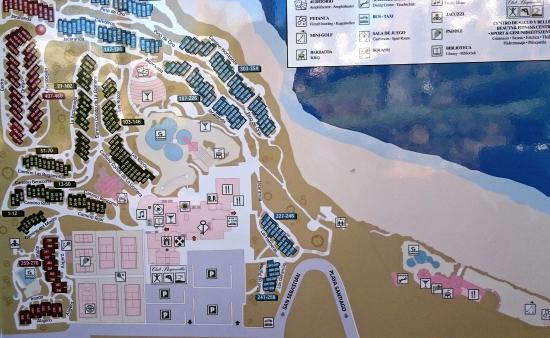 Hotel Map Photo De Hotel Jardin Tecina Playa De Santiago
