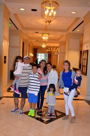 Hyatt Place Atlanta/Buckhead: nice time with the family