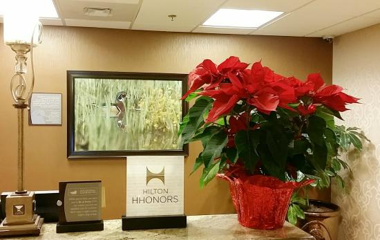 Homewood Suites by Hilton Lafayette-Airport, LA: Reception