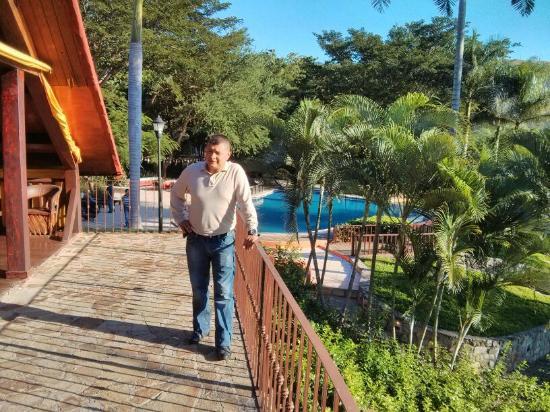 Santa Maria Resort: TERRAZA COMEDOR