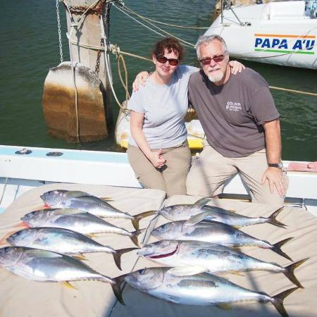 Captain Don's Sportfishing: Our catch