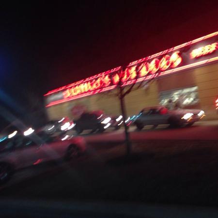 Fast Food Restaurants In New Lenox Il Portillos
