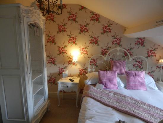 Heidi's Grasmere Lodge: Welcoming room