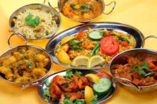 Omar's Tandoori cafe : Indian curry