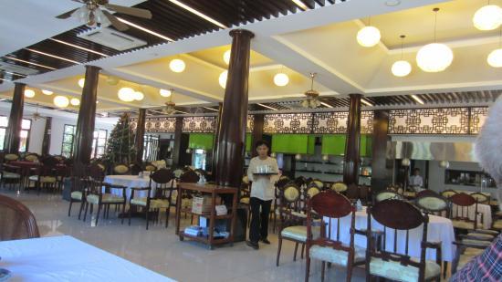 Saigon Phu Quoc Resort: Matsalen