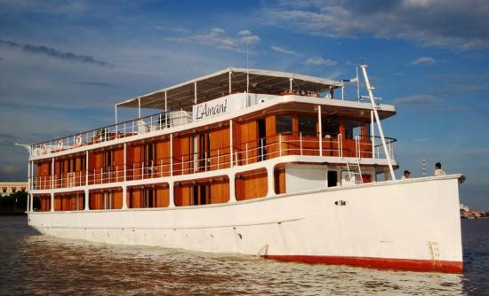 Mekong Premium Cruises - Day Tour