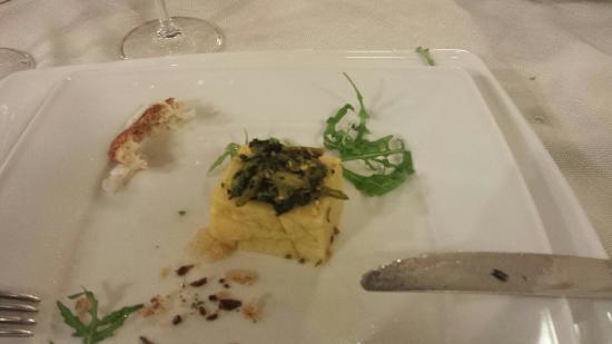 Chiacchiere - Wine & Restaurant: polenta