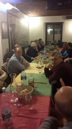 Caluso, Italy: cena di lavoro