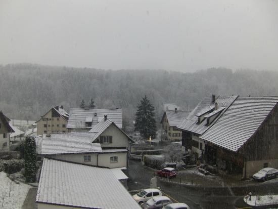 Felsenegg: Шталикон зимой