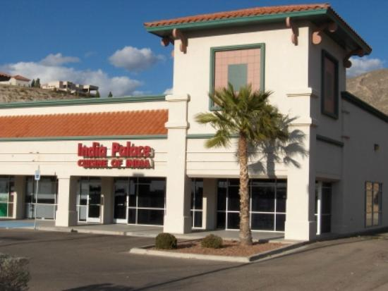 Indian Palace Restaurant El Paso Tx