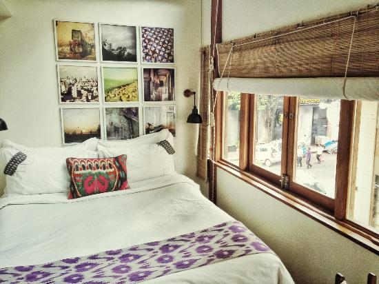bedroom - Picture of Abode Bombay, Mumbai - TripAdvisor