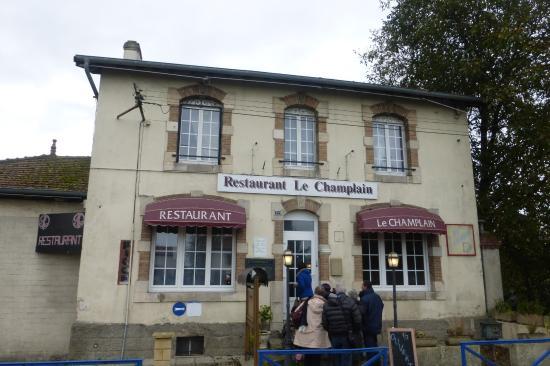 image Le Champlain II sur Fresnes-En-Woevre