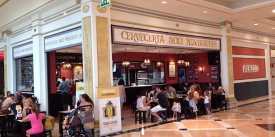Restaurante 100 montaditos gran plaza 2 en majadahonda - Gran plaza majadahonda ...