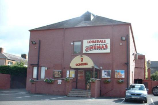 Lonsdale Cinema: opening of Annan Lonsdale