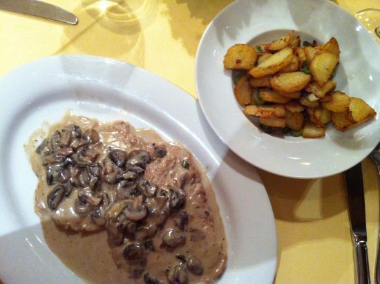 Novum Hotel Seidlhof München: Yummy food!