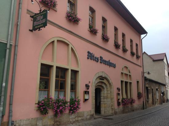 Weissenfels, Germany: Altes Brauhaus