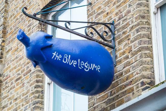 Blue Legume