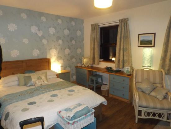 Ard Na Mara Beach Cottage: Beautiful room