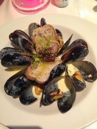 Cafe del Sol Classico: Mussels